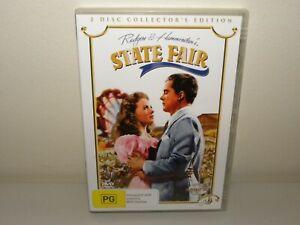 State Fair Jeanne Crain DVD - 2 Disc Edition - VGC - REGION 4