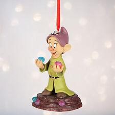Disney Parks Store Dopey Sketchbook Ornament Snow White Dwarfs Diamond Mine