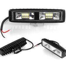 16LED 18W 12-24V Volt Work Light Bar FLOOD Beam Lamp For Off Road SUV Truck New