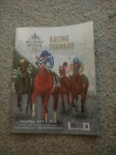 Belmont Stakes 2015 147th Official Program American Pharaoh