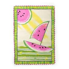 MacKenzie Childs Nautical Or Nice Tea Towel # 70113-017