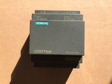 Siemens 6ep1331-1sh01, 6ES1 331-1SH01. Logo! Power Supply, AC12/230V DC 24V/1,3A