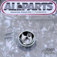 Electrosocket Tele Jackplate USA Chrome AP5270-010