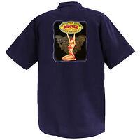 Mopar VII - Mechanics Graphic Work Shirt  Short Sleeve