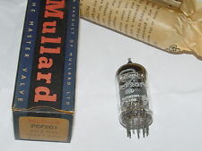 Mullard PCF201 nos Made in England Valve Tube