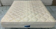 Excellent Simmions Brand Pillow Top King size mattress for sale