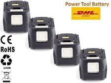 4 X Akkuschrauber Batterie 18V 3000mAh für Makita BL1830 194204-5 194205-3 Akku