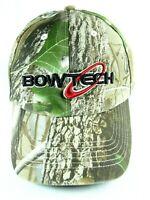 Bowtech Realtree Hardwood Camo Raised Embroidering Baseball Cap