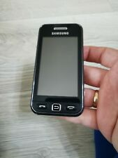Samsung Tocco Lite GT-S5230 - Noble Black (Unlocked) Mobile Phone