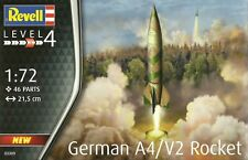 Revell 1/72 A-4/V-2 Rocket and Launch Pad