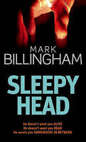 Sleepyhead (Tom Thorne Novels), Billingham, Mark, Very Good Book