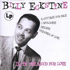 I'm in the Mood for Love by Billy Eckstine (Audio CD 2005) Australian Import NEW