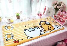 Gudetama egg foot pad door mat non-slip pads mats ground mat  45X110CM anime pat