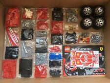 Lego Technic Technik 8674 F1 Ferrari. 100% Komplett