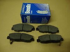 Honda Accord 2.0 & 2.2 Engine 1990 - 1993 Bendix 572349B  Front Disc Brake Pads