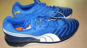 PUMA Mens Athletic Running Shoes 8. mm Drop Royal Blue/Navy Sz 12 - NWOB