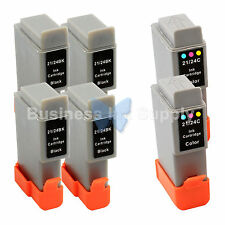 6+ PACK BCI-24 NEW Ink for Canon PIXMA MP130 iP1500 iP2000 MultiPASS MP360 F20