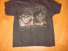 JENNIFER LOPEZ 2012 TOUR   VINTAGE SOFT  PRE OWNED ' shirt LARGE