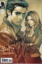 signed variant BUFFY THE VAMPIRE SLAYER #2 season 8 2nd print JEANTY joss whedon