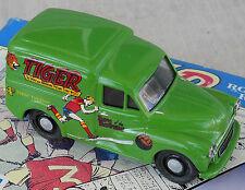 """Morris Minor Van """"Tiger"""" in original card box - Corgi 96846"""