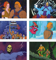 He Man and the Masters of the Universe POSTCARD Set