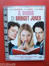 il diario di bridget jones renée zellweger hugh grant raro jewel box 2002 DVD