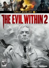 The Evil Within 2 PC Game - Steam - CD Key - Digital Download