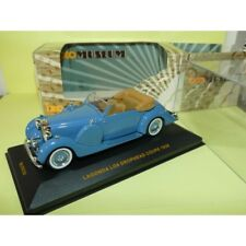 LAGONDA LG6 DROPHEAD COUPE 1938 Bleu IXO MUS039 1:43