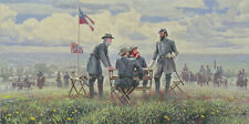 Mort Kunstler I will Be Moving Within the Hour Limited Edition Civil War Print