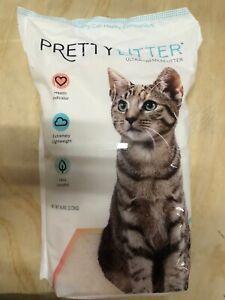 Pretty Litter 6# Ultra Premium Kitty Cat Litter, 6#  Bag