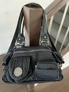 MIMCO baby nappy bag - black