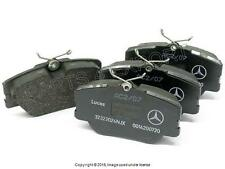 NEW Mercedes W124 W201 190E 260E 300E GENUINE Front Disc Brake Pad 000 420 99 20