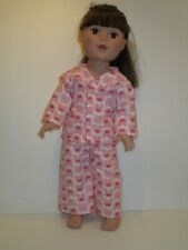 """Pigs Pajamas 18"""" Doll Clothes American Girl"""