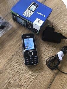 Nokia  C2-01 - Schwarz(Ohne Simlock) sehr gut erhalten !!100% Original!!!