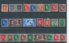 Morocco Agencies stamps. Small MH/MNH lot.  (J902)