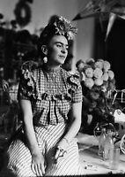 20x30 Frida Kahlo Actress Mexican Gun Vintage poster photo print 16x24 24x36