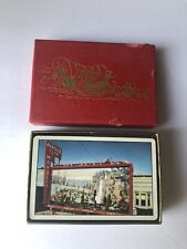 Vintage Harold's Club Deck Of Cards Gambling Casino Reno Nevada