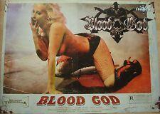 Blood God  //  Amon Amarth   __   29,5 cm x 41 cm