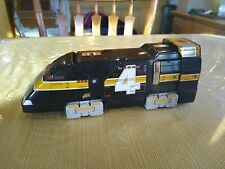 1999 Bandai Power Rangers Light Speed Train Yellow Ranger #4 Megazord Leg