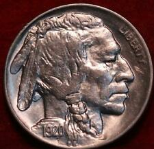 Uncirculated 1920 Philadelphia Mint Buffalo Nickel