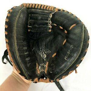 Mizuno Prospect GXC 105D2 32.5 Black Leather Catchers Mitt