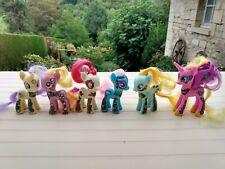 My little pony lot of 6 PONY MANIA mon petit poney mein kleines