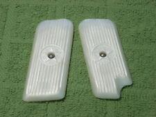 Custom Grips for Tokarev TT-33, Norinco 213 Pearl White