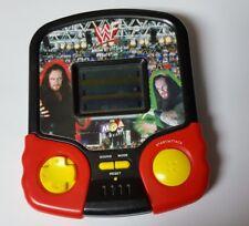 VTG WWF Wrestling Undertaker Handheld Video Game WWE MGA 1998 WCW NWO