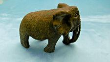 elephant sculpté en pierre reconstituée ?