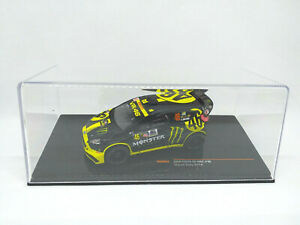 "IXO 1:43 - RAM603 "" Ford Party Rs WRC #46 "" Monza Rally 2014 Valentino Rossi"