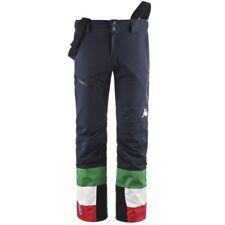 Kappa Pantaloni 6CENTO 626A HZ FISI Uomo Sci sport FISI Nazionale Italia sci