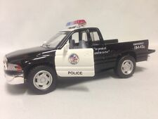 "Dodge Ram 1500 Police Pickup Truck 5"" Diccast, Pull Back to Go Toy Boys Girl"