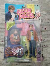 """McFarlane Austin Powers Scott Evil Talking 6"""" Action Figure NOC"""
