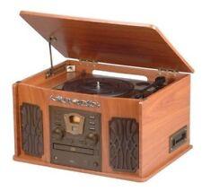 Tocadiscos Retro con Cassette y CD ELTA 1237